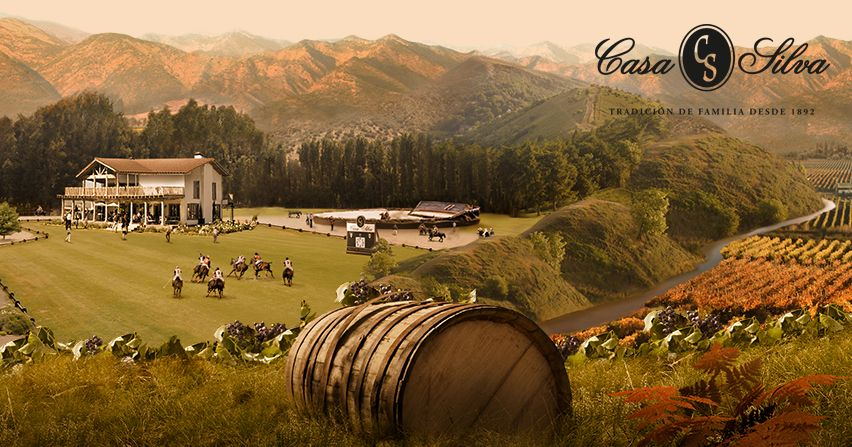 """Viña Casa Silva prolongeert haar titel """"Most awarded Winery of the 21st Century"""""""